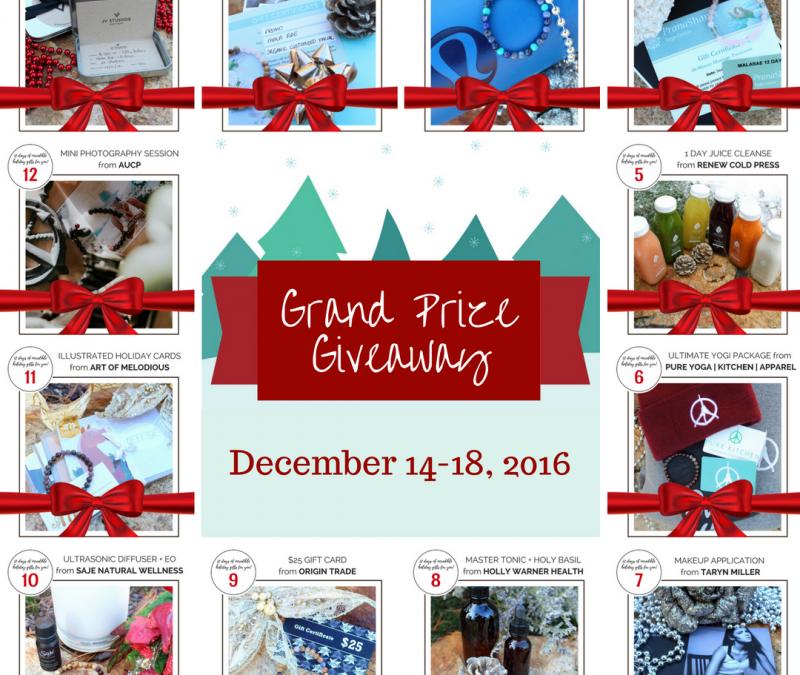 MalaRae Grand Prize Giveaway